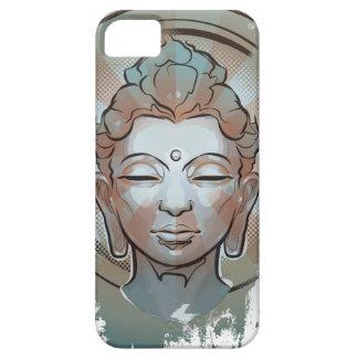 Buda (blanco) iPhone 5 cárcasas