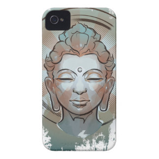 Buda (blanco) (iPhone 4S) iPhone 4 Cárcasas
