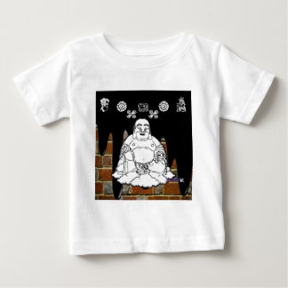 BUDA BRICK BACKGROUND PRODUCTS BABY T-Shirt