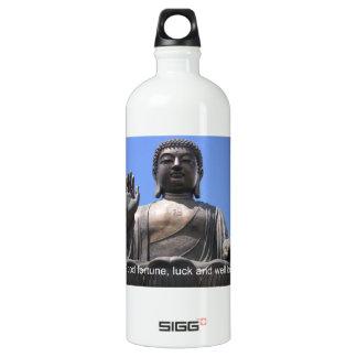Buda - buena fortuna, suerte y bienestar