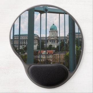 Buda castle, Budapest Gel Mouse Pads