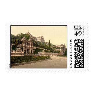 Buda Castle, Budapest, Hungary Postage Stamp