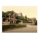 Buda Castle, Budapest, Hungary Postcard