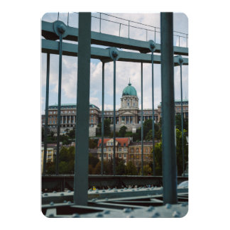 Buda castle, Budapest Card