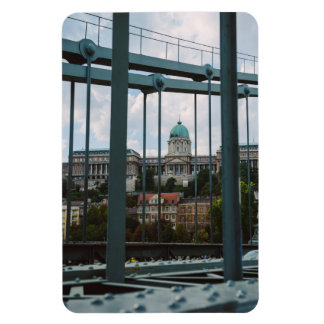 Buda castle, Budapest Magnet