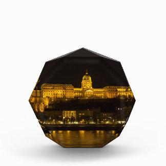 Buda Castle Hungary Budapest at night Award