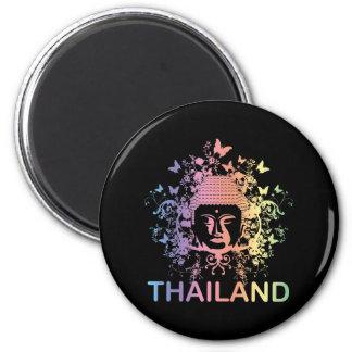 Buda colorido Tailandia Iman Para Frigorífico