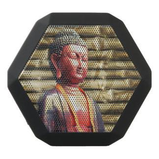 Buda con el bambú altavoces bluetooth negros boombot REX
