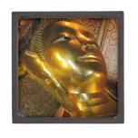 Buda de descanso Wat Po Bangkok Tailandia Cajas De Joyas De Calidad