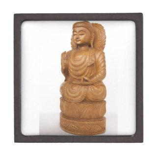 Buda de oro caja de recuerdo de calidad