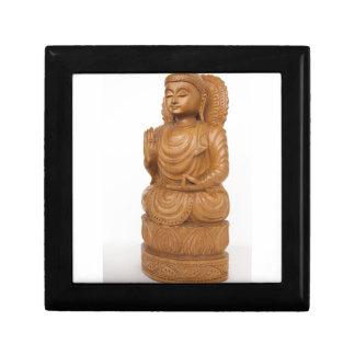 Buda de oro cajas de recuerdo