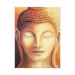 Buda de oro impresion de lienzo