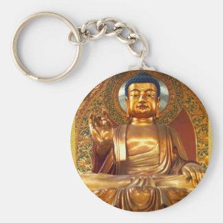 Buda de oro - llavero