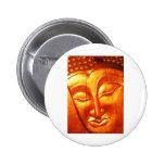 Buda de oro pin
