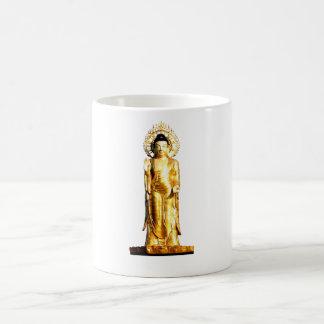 Buda de oro tazas de café