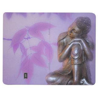 Buda de plata pacífico cuaderno grapado