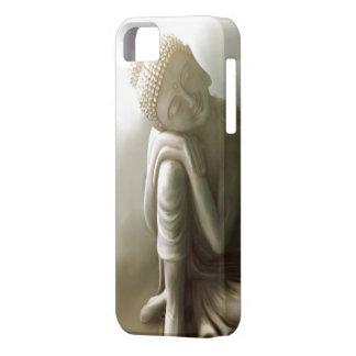 Buda de reclinación iPhone 5 cárcasa