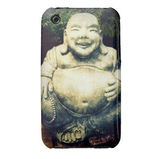 Buda de risa Case-Mate iPhone 3 cárcasas