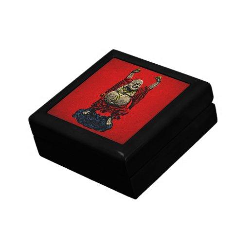 Buda de risa (color 4) cajas de joyas