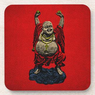 Buda de risa (color 4) posavasos