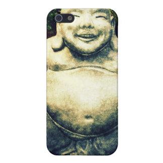 Buda de risa iPhone 5 funda