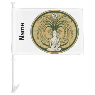 Buda debajo del árbol de Bodhi