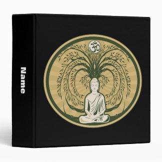 """Buda debajo del árbol de Bodhi Carpeta 1 1/2"""""""