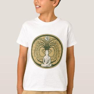 Buda debajo del árbol de Bodhi Playera