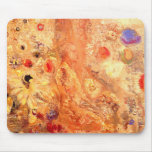 Buda del pintor Odilon Redon del Symbolist Mouse Pads