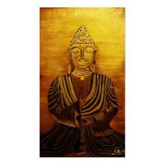 """""""Buda"""" después de Orginalbild de Eva Borowski Plantilla De Tarjeta De Negocio"""