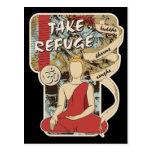 Buda, Dharma y Sangha Postal