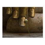 Buda en el Chum. de Wat Si Tarjeta Postal