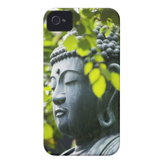 Buda en jardín del templo de Senso-ji Carcasa Para iPhone 4 De Case-Mate