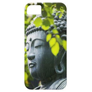 Buda en jardín del templo de Senso-ji Funda Para iPhone SE/5/5s