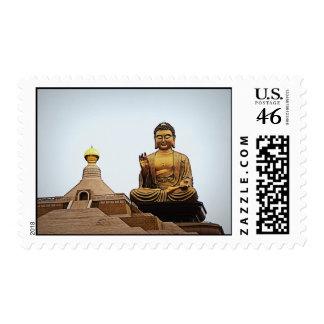 Buda en l ligero fotografía