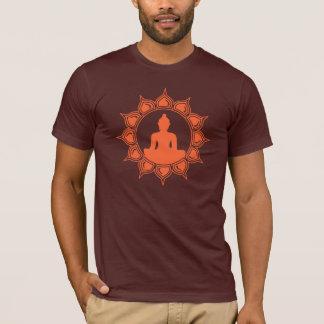Buda en Lotus - meditación, Erleuchtung Playera