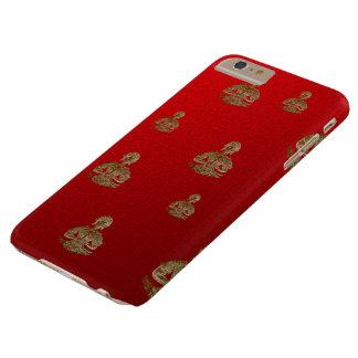Buda en rojo funda para iPhone 6 plus barely there