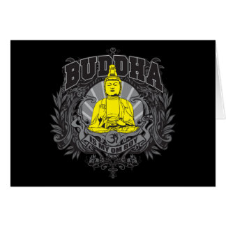 Buda es mi muchacho de OM Tarjeta De Felicitación