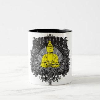 Buda es mi muchacho de OM Taza De Dos Tonos