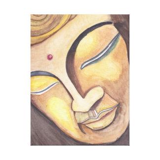 Buda espiritual impresiones en lona