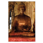 BUDA: Estatua de cobre Pizarra