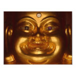 Buda feliz comunicado personalizado