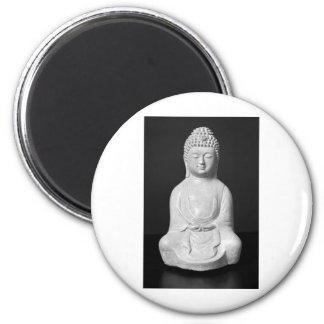 Buda flotante imán de frigorifico