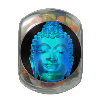 Buda Frascos Cristal