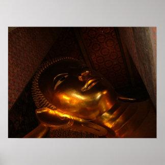 Buda grande poster
