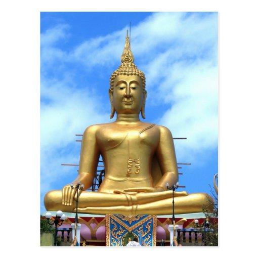 Buda grande tarjetas postales