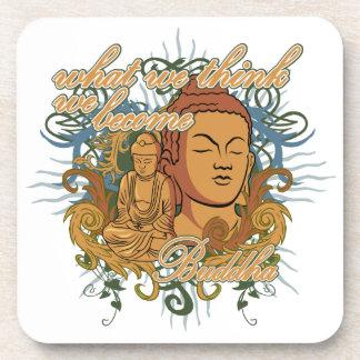Buda hace cita posavasos de bebidas