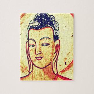 Buda hace frente - a Camboya Rompecabeza Con Fotos