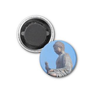Buda Imán Redondo 3 Cm