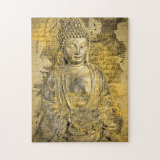 Buda las verdades nobles rompecabezas con fotos
